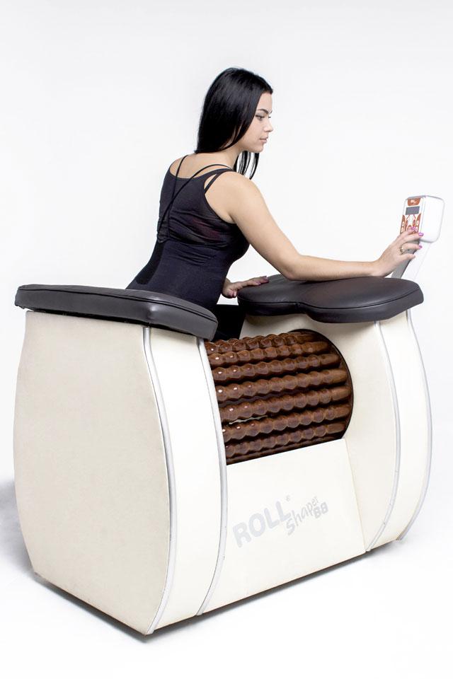 лимфодренажный массаж на аппарате Roll Shaper