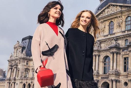 элема пальто новая коллекция весна 2018 фото