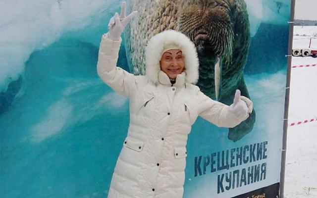 Нинель Блохина инстаграм