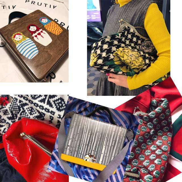 сумки прутик дизайнерские