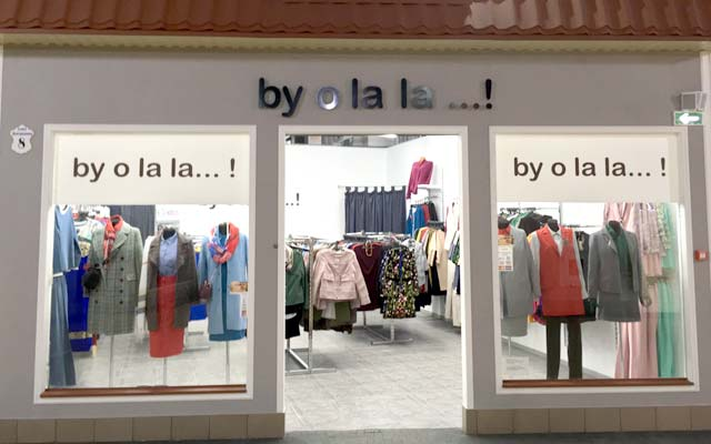 магазин by o la la Корона Гродно женская одежда байолала