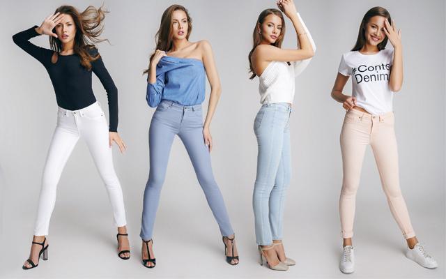 конте джинсы гродно