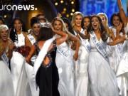 мисс америка отказываются от купальников - кадр евроньюс