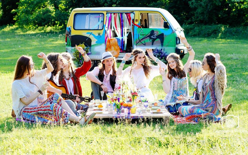 wedding hippie свадьба стиль хиппи воркшоп гродно свадебные услуги
