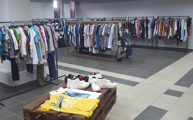 магазин одежды сток гродно фолюш