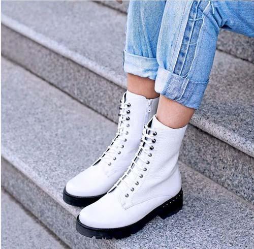 ботинки белвест обувь