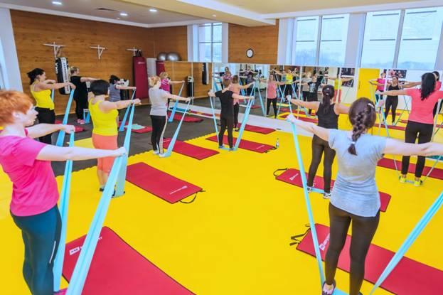 как похудеть фитнес клуб Royal Gym Фитнес проект реФОРМАция