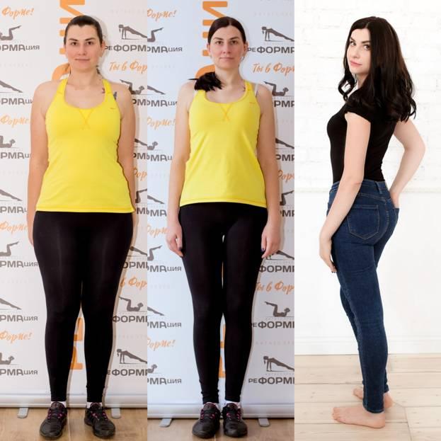 как правильно похудеть Фитнес проект реФОРМАция