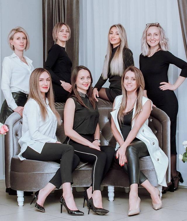 Анна Гончарук, салон красоты Izzysalon