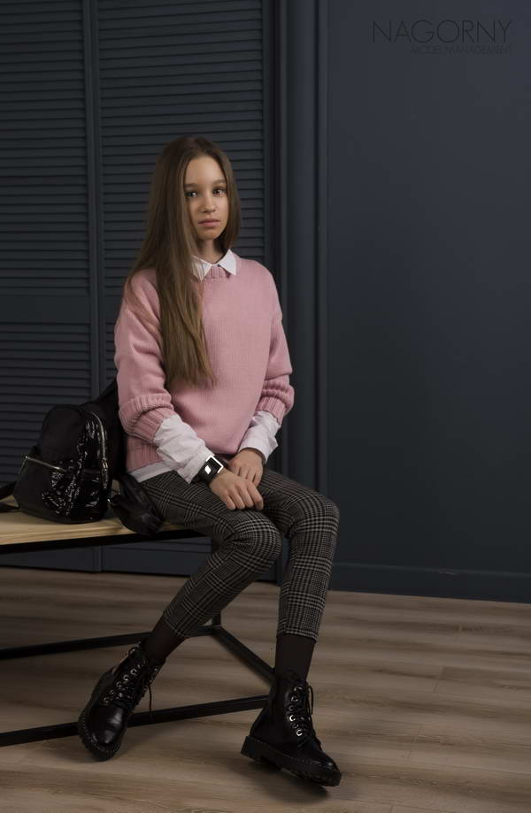 29. Ксения Гритченко 13 лет