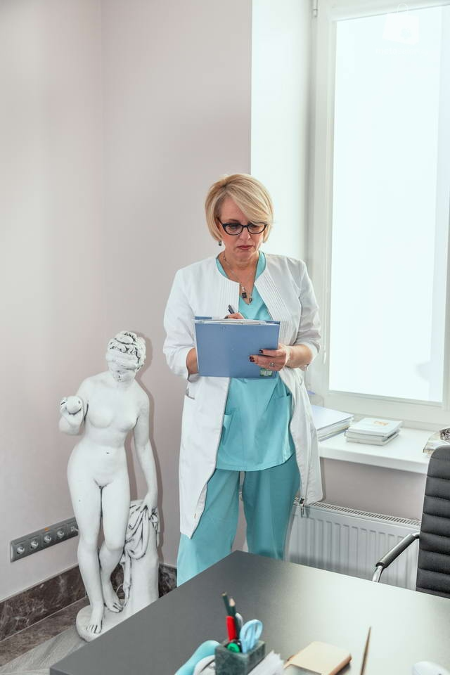 Мария Кажина, врач-гинеколог в Гродно