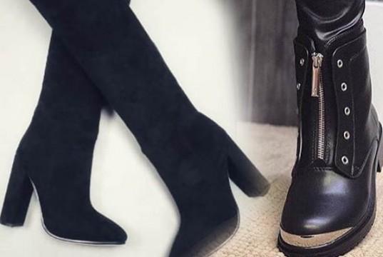 Стартовала распродажа зимней коллекции в магазинах Женская обувь 60e99b2eddd