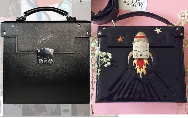4a06a960180d Почему дизайнер Бычковский продает сумки, схожие с моделями других ...