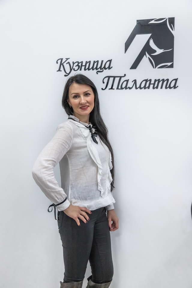Курсы парикмахеров Кузница таланта Валерии Гасановой