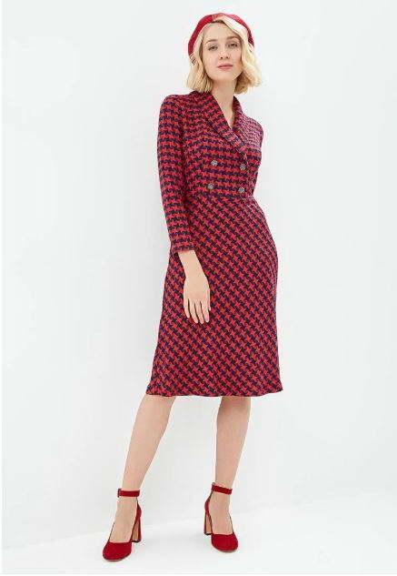 стильное платье ламода