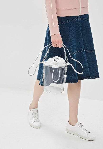 необычная сумка на ламода