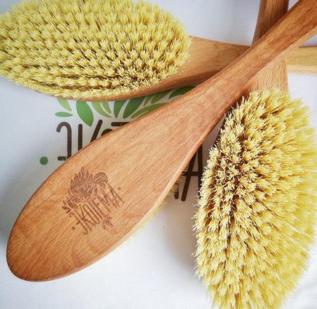 купить щетку из кактуса для сухого массажа гродно