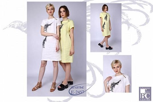 58415b8aa0a Коллекция льняной одежды от Belarusian Fashion Centre в ТЦ Велайм