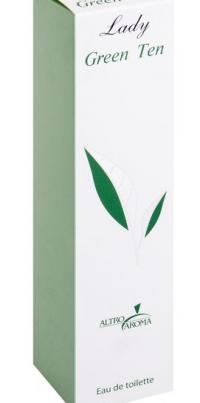 """Туалетная вода для женщин """"Green Tea"""""""