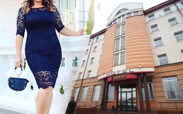 новый магазин женской одежды в Гродно
