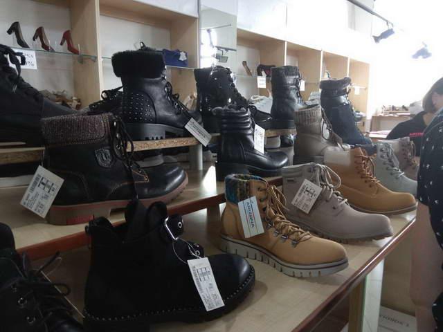 женская обувь гродно
