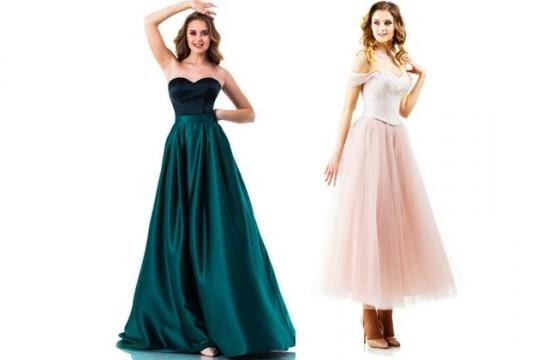 вечернее платье на выпускной 2020 новая коллекция вессна