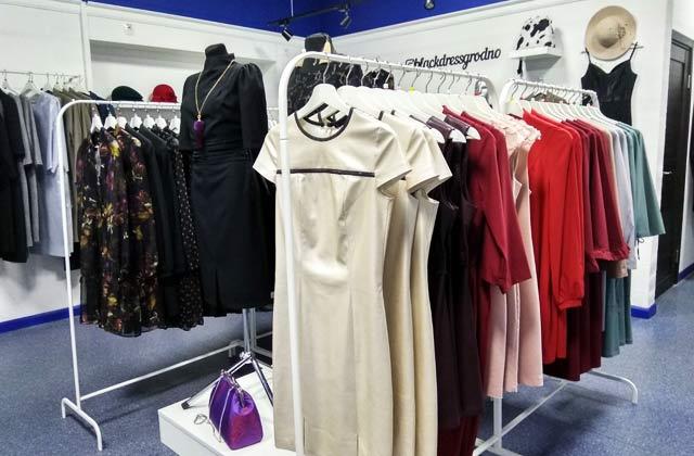 магазин платьев белорусская одежда в Гродно купить