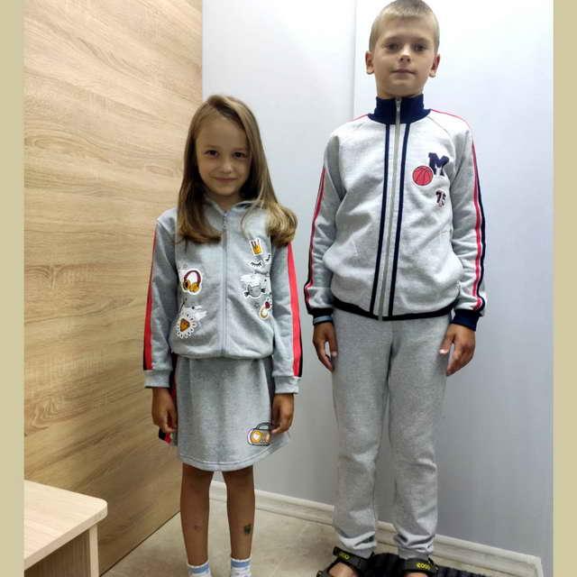 свитанак новая коллекция 2020 детям