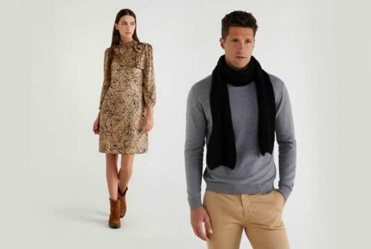 новая коллекция бенетон осень зима 2020