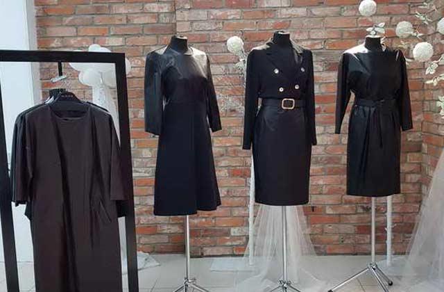 платье экокожа гродно купить