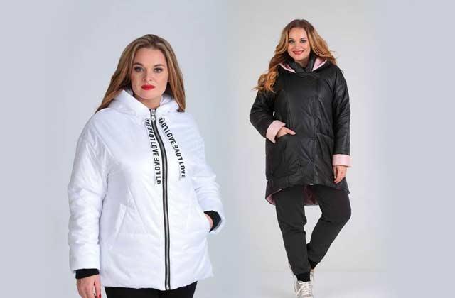 пальто куртки больших размеров гродно