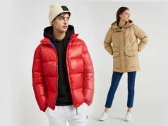 бенетон куртки пальто гродно