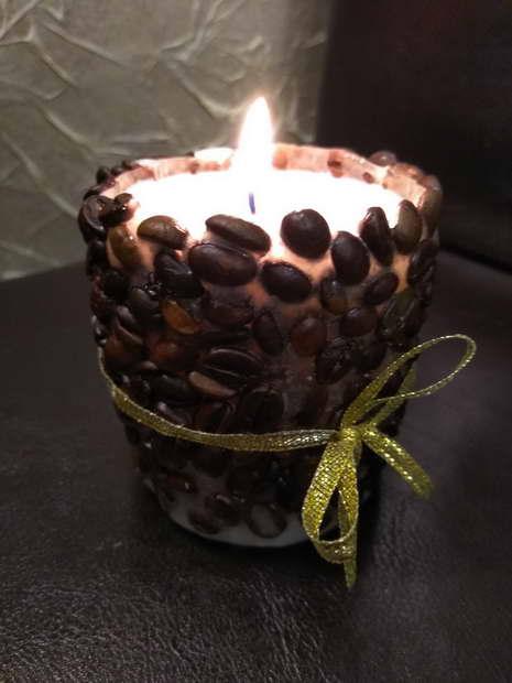 Свечи с кофе купить в Гродно