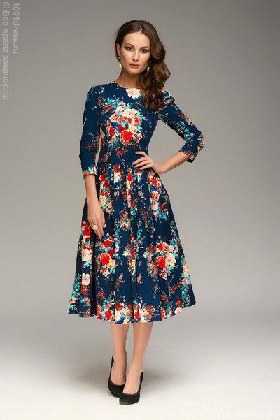 платья модели и выкройки