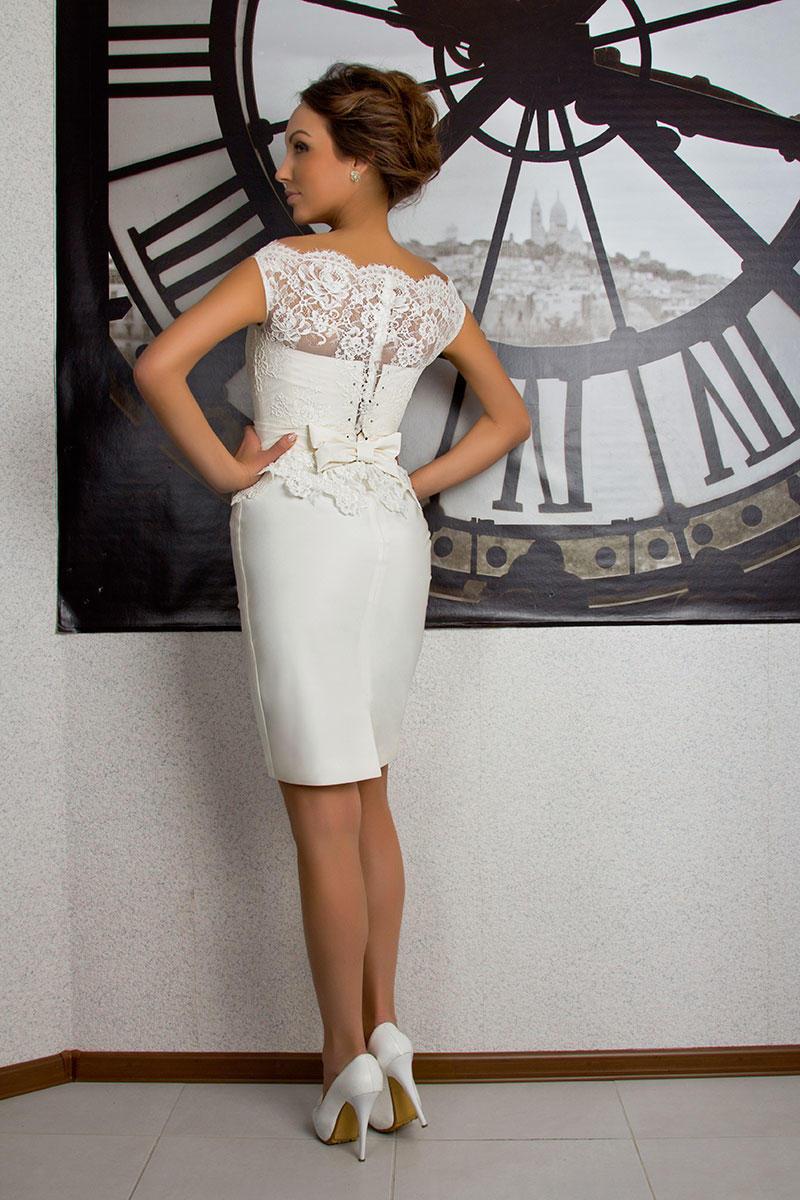 Фото коктейльных кружевных платьев